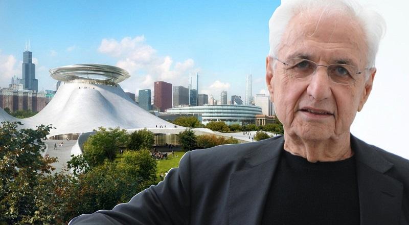 \TERPOPULER : Penghargaan Tertinggi Pemerintah AS Diberikan Kepada Seorang Arsitek\