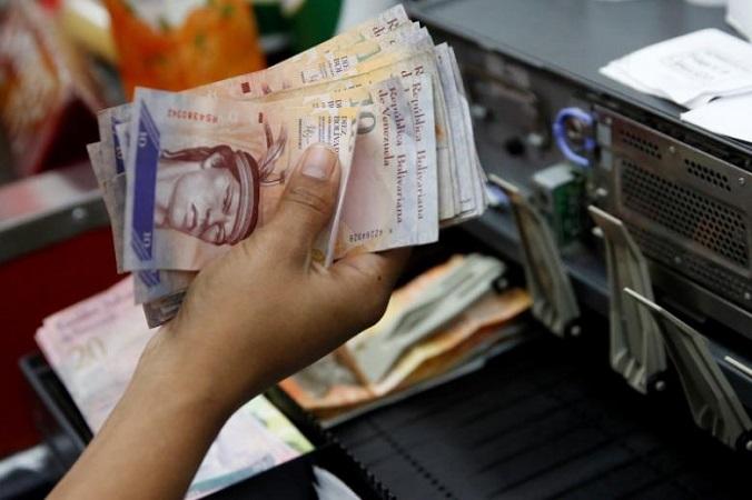 \Mata Uang Venezuela Anjlok 55% Selama November\
