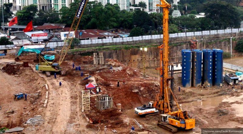 \Infrastruktur Dorong Pertumbuhan Belanja Modal\
