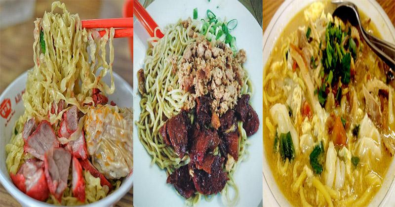 3 Kawasan Makan Mi Enak Rekomendasi Penyabet Rekor Makan 1.000 Mi