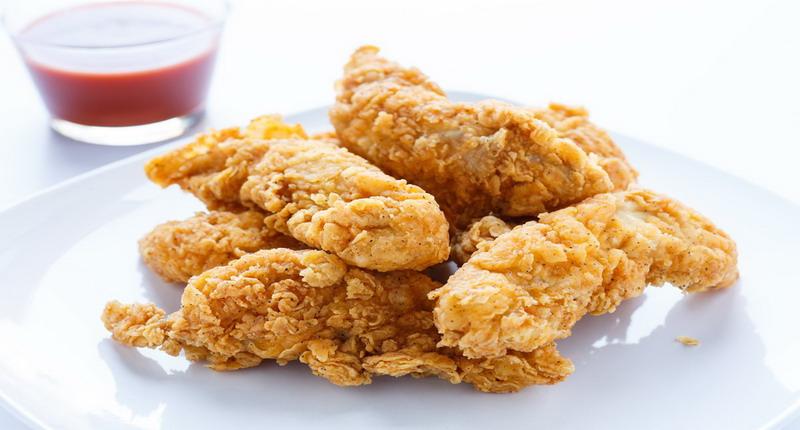 Masak Bekal Simpel untuk ke Kantor: Chicken Strips