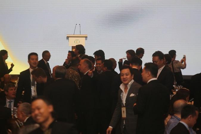 \400 Pemimpin Bisnis Dunia Berkumpul, Kolaborasi Diharapkan Meningkat \