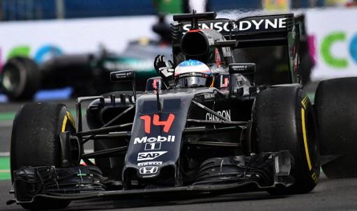 Fernando Alonso / REUTERS