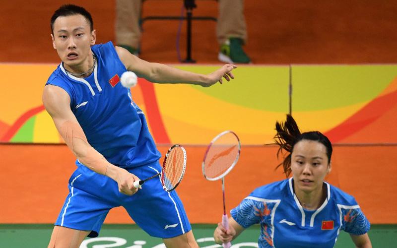 Zhang Nan/Zhao Yunlei (Foto: AFP)
