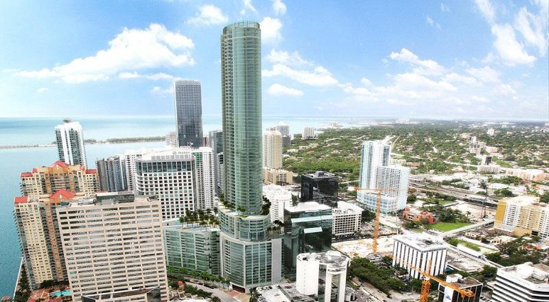 \Tinggi Maksimal The Towers Miami Terhadang Aturan Penerbangan\