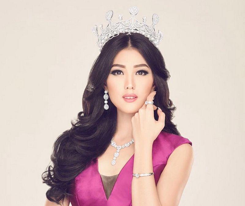 MISS WORLD 2016: So Sweet, Natasha Mannuela Dapat Aneka Hadiah Cantik