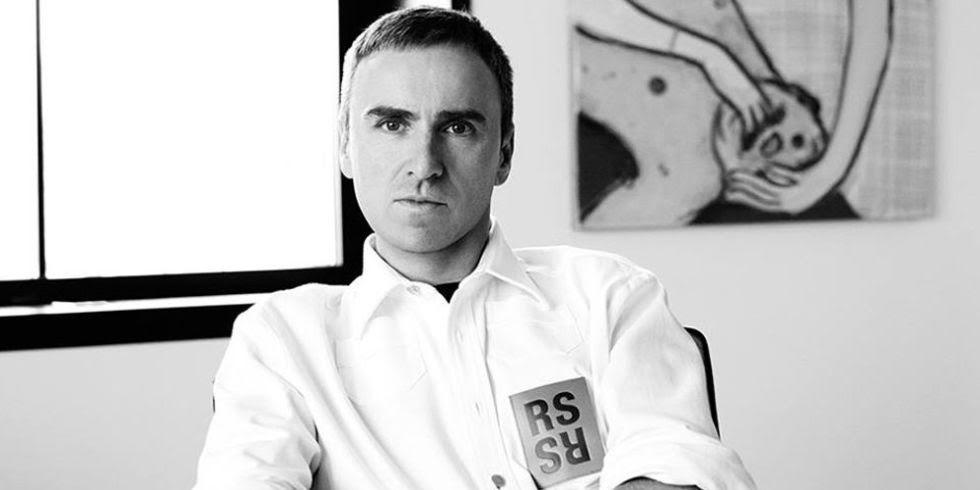 Raf Simons Bicara soal Debut Perdananya untuk Calvin Klein
