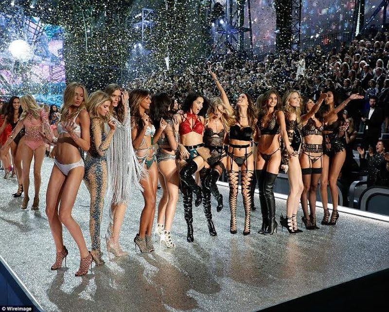 Ini Diet dan Makanan yang Dikonsumsi Model Victoria's Secret Sebelum Show