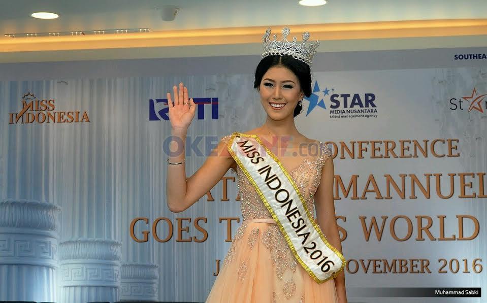 MISS WORLD 2016: Ini yang Disukai Natasha Mannuela saat Karantina Miss World