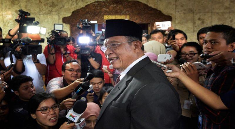 \Bahas Inflasi dengan Jokowi, Ini Hasilnya\