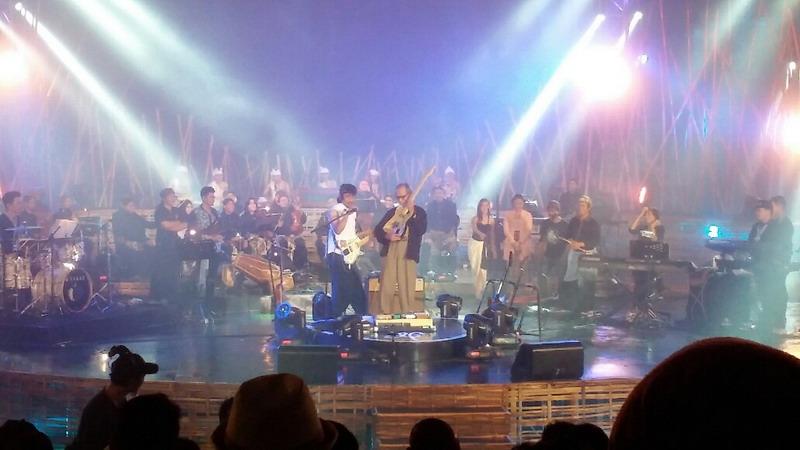 Konser Dewa Budjana (Foto: Okezone)