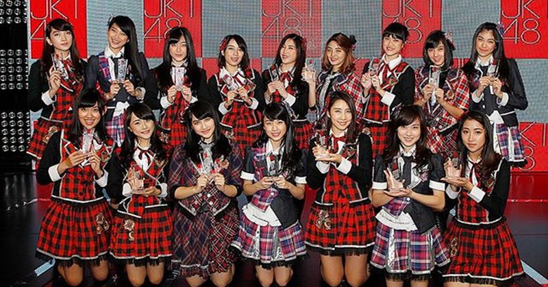 JKT48 (Foto: Facebook)