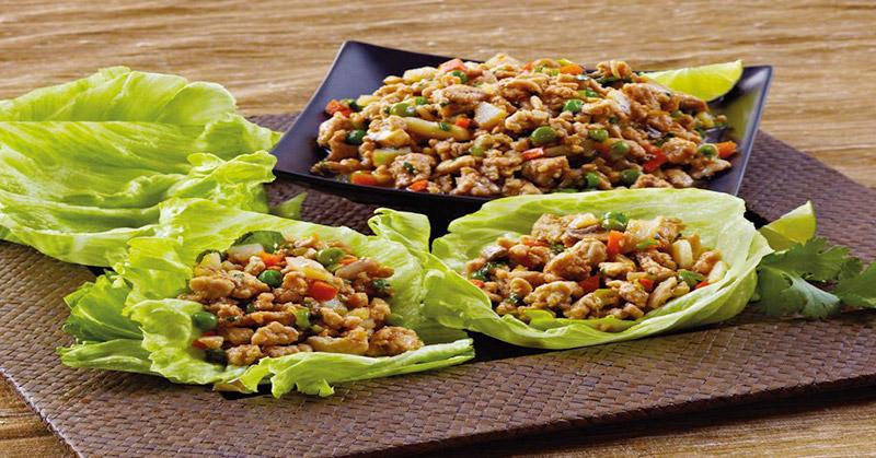 6 Makanan Lezat yang Diolah Pakai Daun Selada