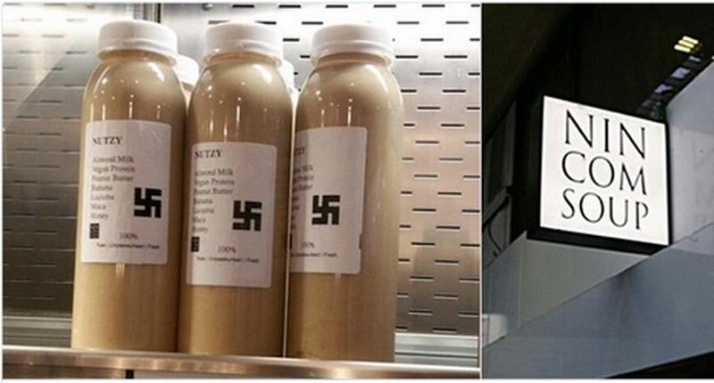 Sajikan Smoothie Berlogo Nazi, Kafe di London Minta Maaf