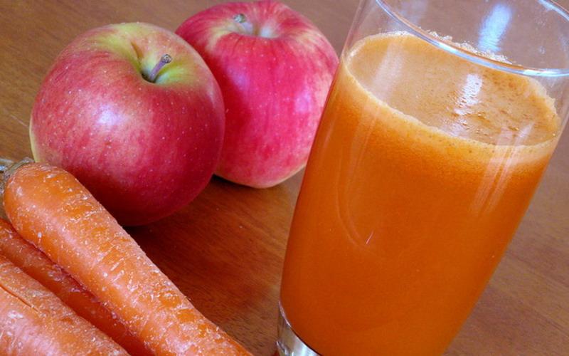 Minuman Sehat untuk si Kecil: Juice Wortel Kombinasi