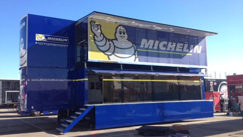 Pabrik Michelin (Foto: Twitter resmi Michelin)