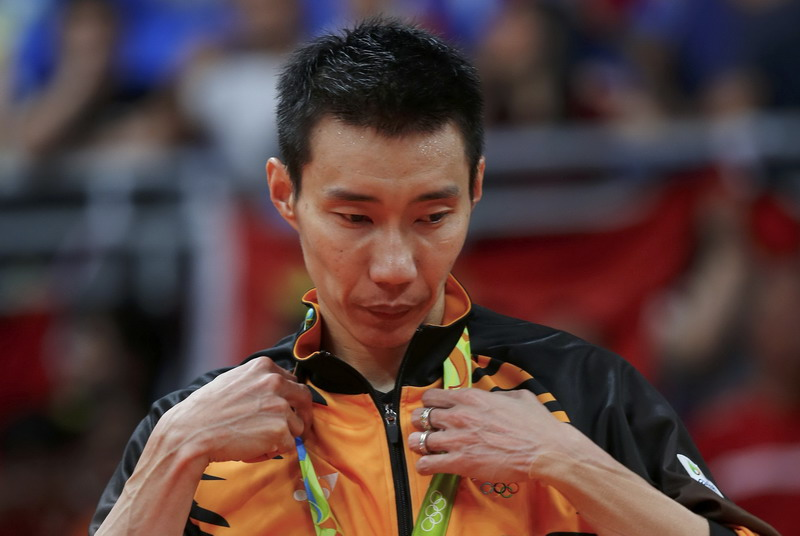 Lee Chong Wei (Foto: Reuters)