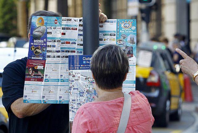 Peta Konvensional Ternyata Masih Dibutuhkan Wisatawan
