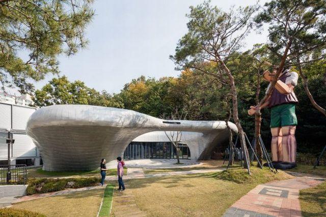 Keren, Museum Pinokio Hadir di Korea Selatan
