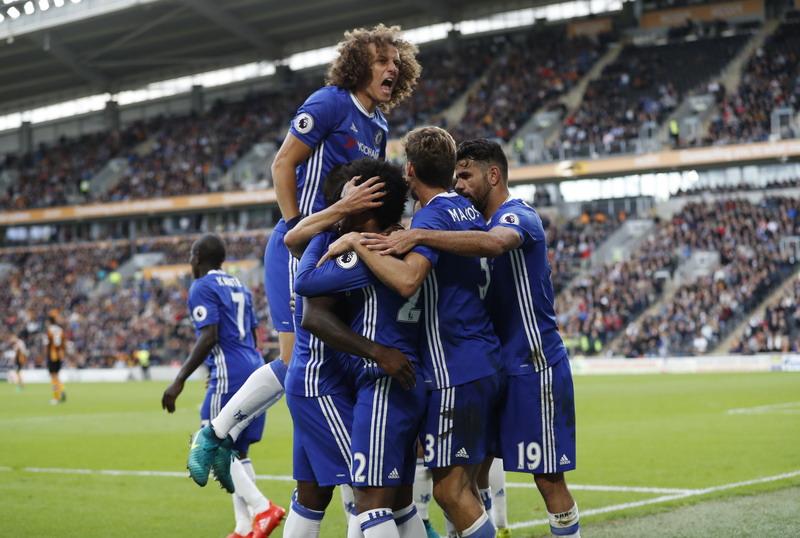 Chelsea belum tentu juara Liga Inggris. (Foto: REUTERS/Carl Recine)
