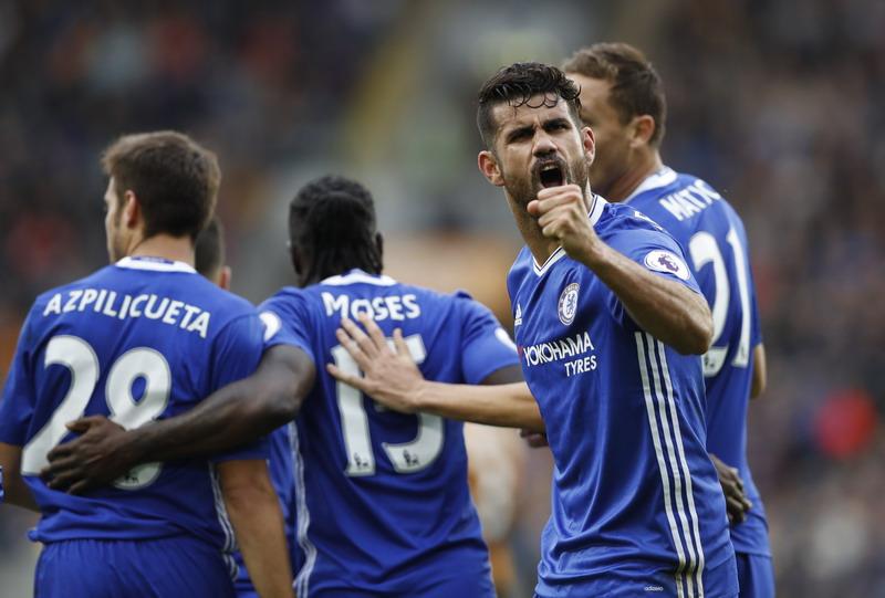 Chelsea salah satu kandidat juara Liga Inggris. (Foto: REUTERS/Carl Recine)