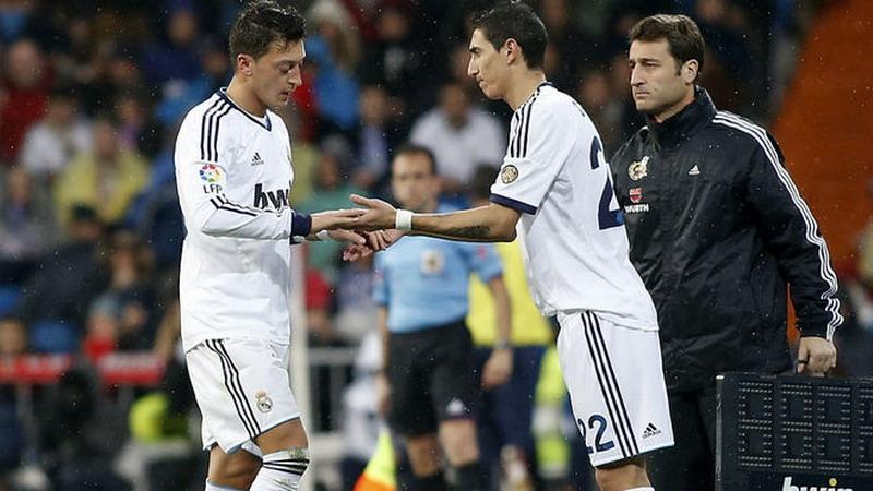 Ozil dan Di Maria berpotensi kembali ke Madrid. (Foto: Marca)