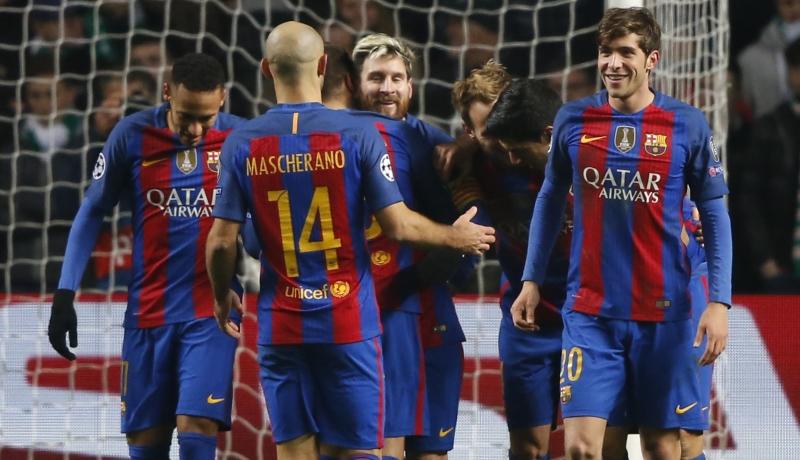Barcelona (Foto: Reuters)