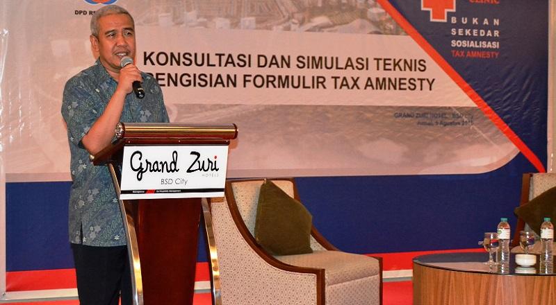 \Soelaeman Soemawinata Resmi Jabat Ketua REI 2016-2019\