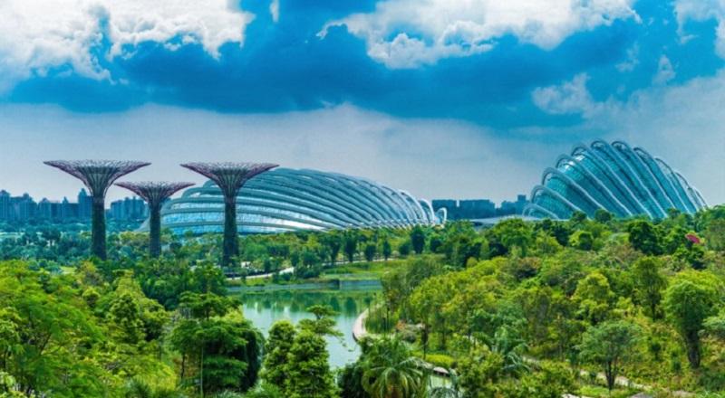 \Singapura Jadi Percontohan Penerapan PTSP Izin Bangunan\