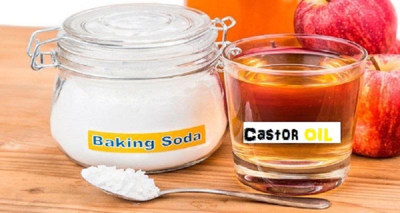 Manfaat Kombinasi Minyak Jarak dan Baking Soda untuk Kesehatan