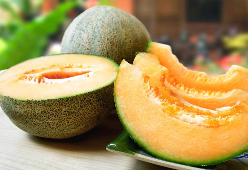 Rajin Makan Melon Jaga Kesehatan Jantung Lho