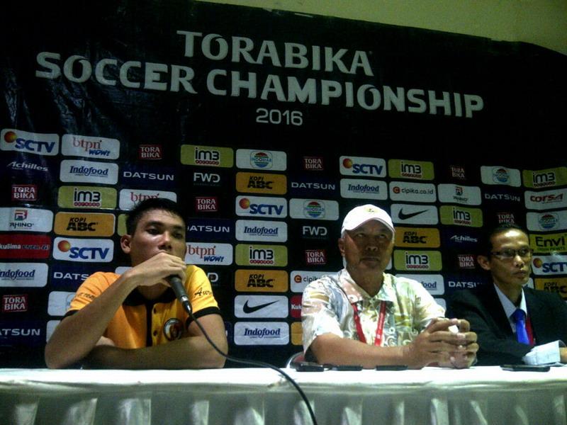 Perseru gagal tampil optimal di Bandung. (Foto: Oris/Okezone)