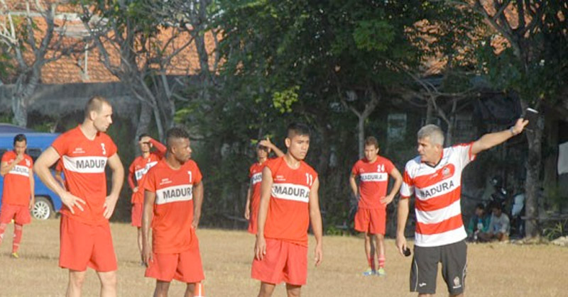 Madura United (Foto: Antara)