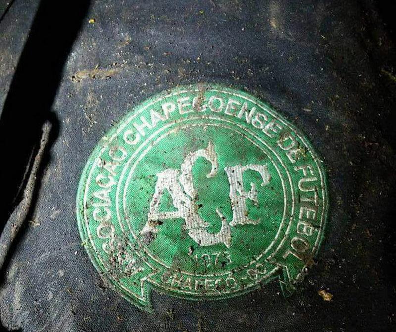 Logo Chapecoense. (Foto: Miorente.com)
