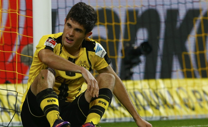 Christian Pulisic (Foto: Reuters)