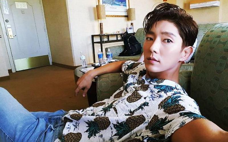 Lee Joon Gi (Foto: Instagram)