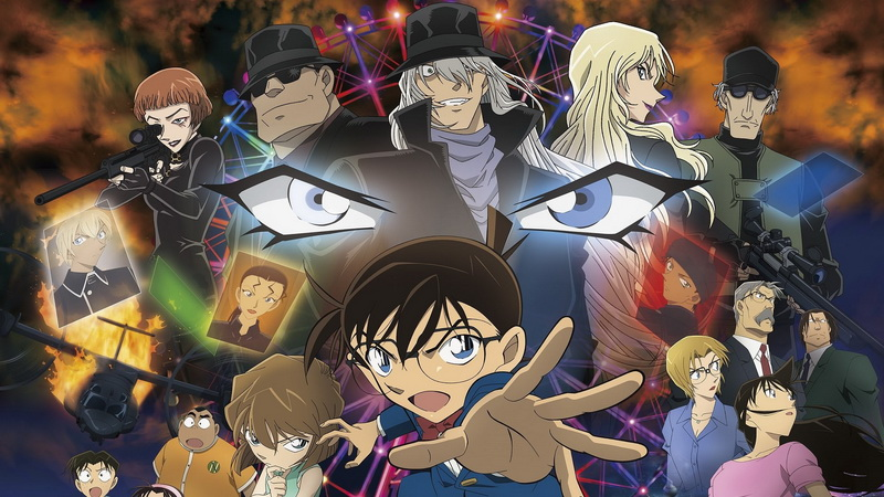 Detective Conan The Darkest Nightmare (Foto: Ist)