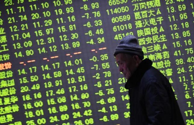 \   Pasar Saham Asia Dibuka Malas Bergerak   \