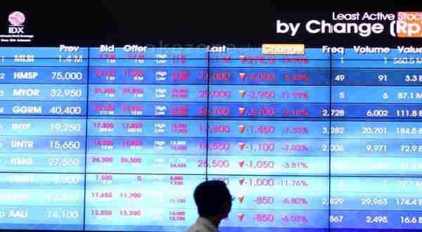 \IHSG Menghijau, Bukti Investor Tak Khawatir Demo 212   \