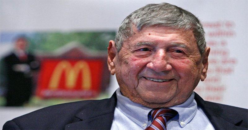Pencipta Hamburger Big Mac, Michael