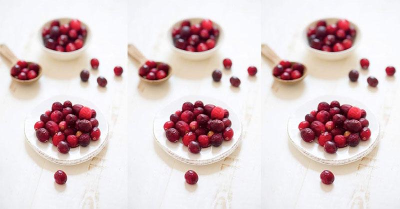 Intip Resep Saus Cranberries Organik ala Kourtney Kardashian