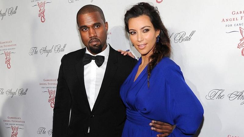 Kanye West dan Kim Kardashian Adakan Pesta Kecil Usai Keluar dari Rumah Sakit. (Foto: Abcnews)