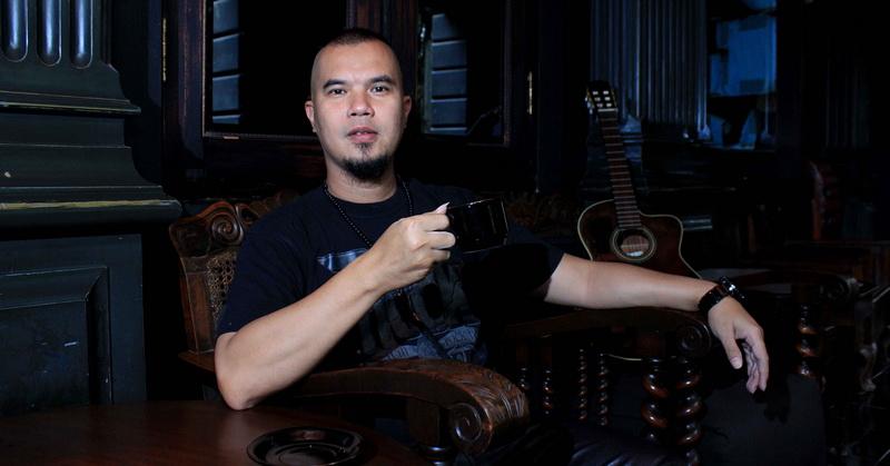 Ahmad Dhani (Foto: Sabki/Okezone)