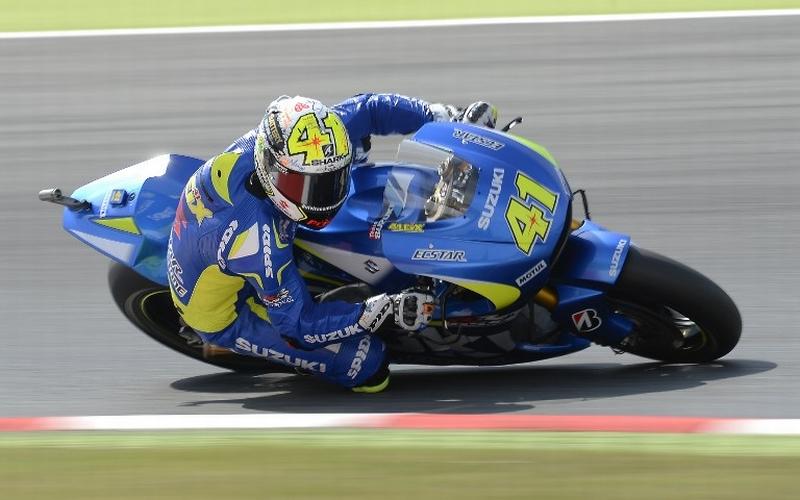 Suzuki Ecstar (Foto: AFP)