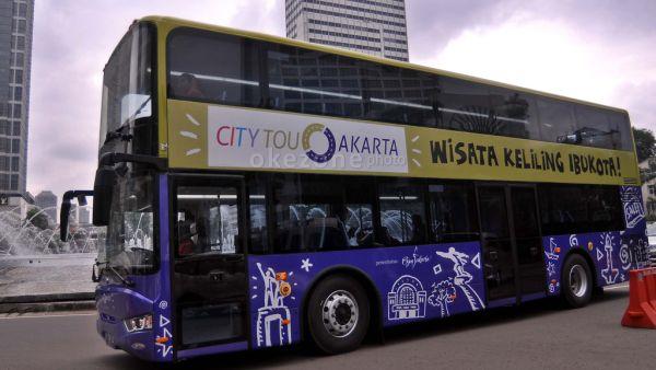 Aksi 212, Bus City Tour Jakarta Tak Beroperasi Sampai Waktu yang Tidak Ditentukan