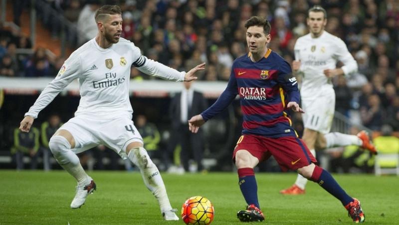 El Clasico (Foto: AFP)