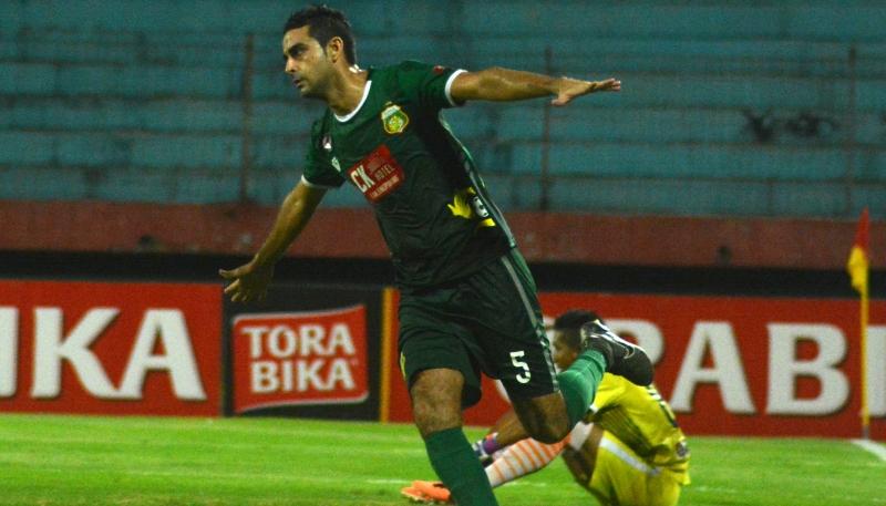Bhayangkara FC (Foto: Umarul Faruq/Antara)