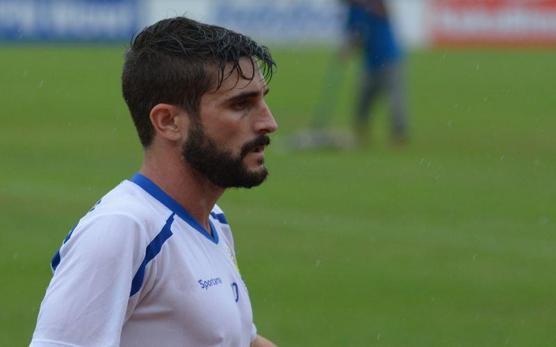 Robertino Pugliara (Foto: Persib Bandung)