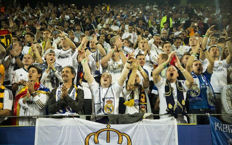 Zidane : Terima Kasih Madridista