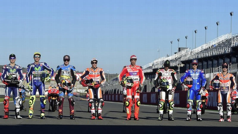 MotoGP (Foto: AFP)